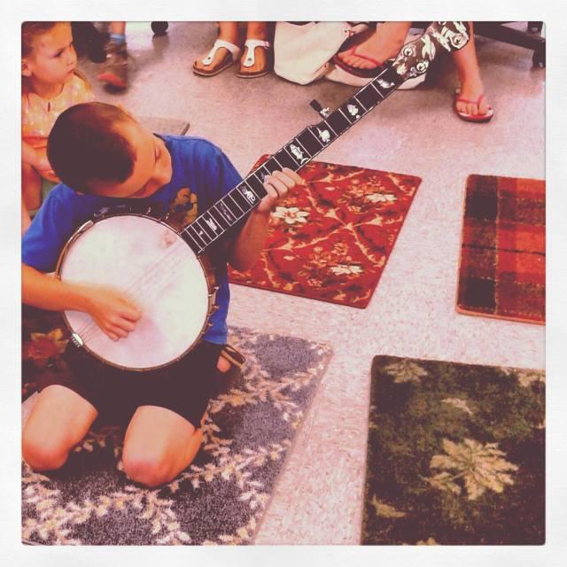 banjo kid