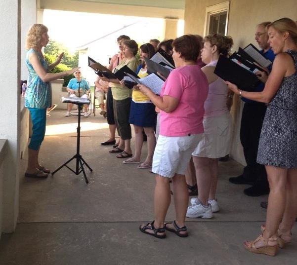 Valley Choral Art Society Ensemble